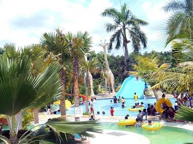 Pesona Keindahan Wisata Jambooland Waterpark Tulungagung Daftar Panorama Dimiliki Oleh