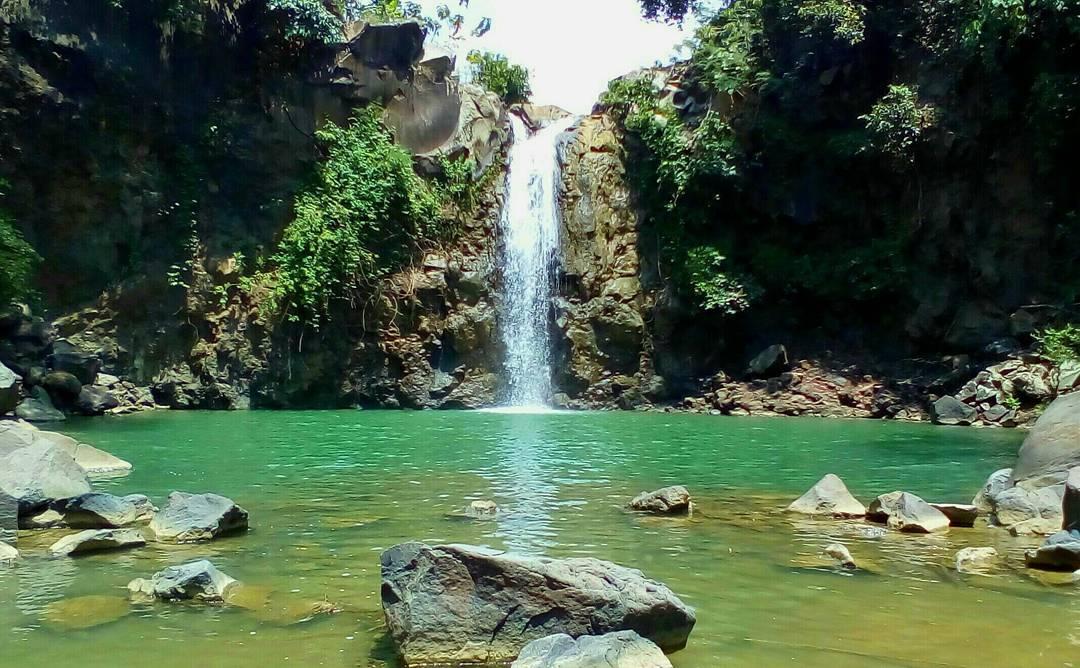Wisata Air Terjun Jurug Jumeg Kabupaten Blitar Jawa Timur Bingung