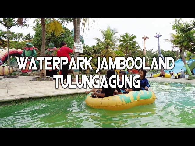 Wisata Alam Kabupaten Tulungagung Travelerbase Traveling Tips Jambooland Waterpark Srabah