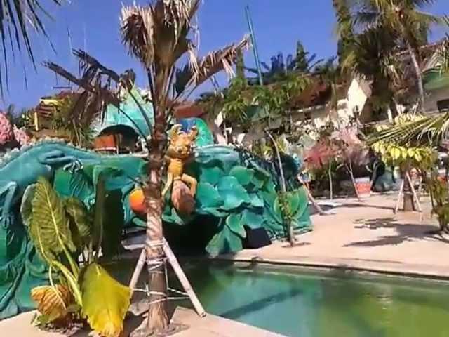 Wisata Alam Kabupaten Tulungagung Travelerbase Traveling Tips Waterbom Srabah Taman