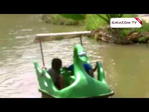 Wisata Alam Kolam Renang Water Boom Ciheuleut Kabupaten Subang Taman