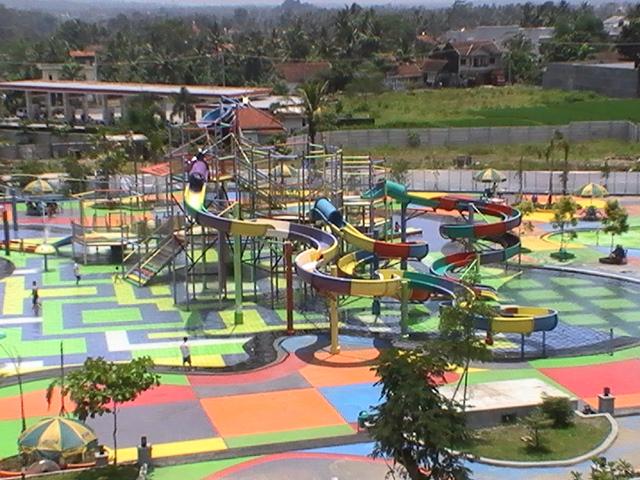 Aldyirvan Watersplash Indihiang Taman Air Splash Kab Tulungagung