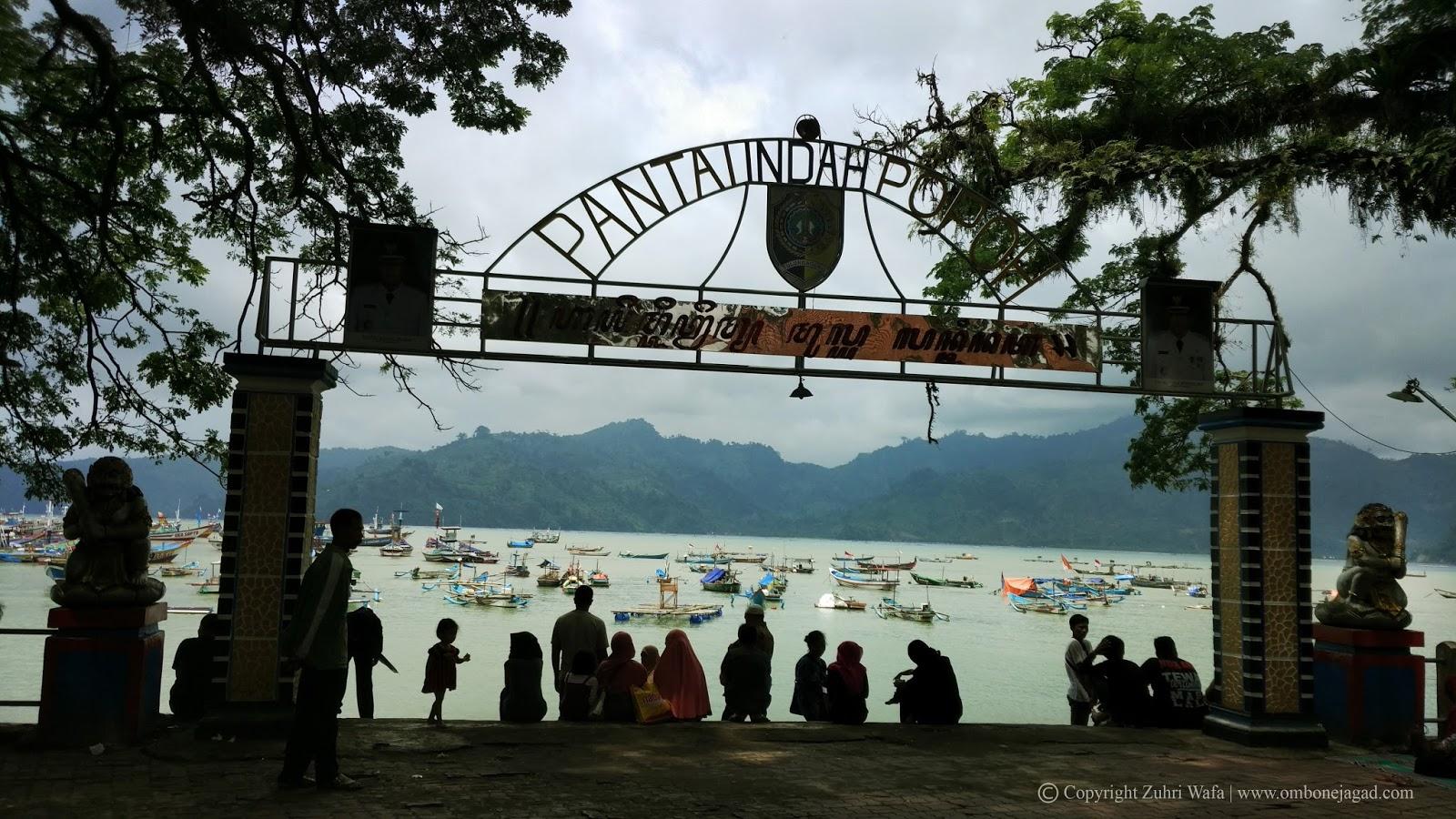 Daftar Tempat Wisata Tulungagung Terbaru Hits 2018 Pantai Popoh Taman