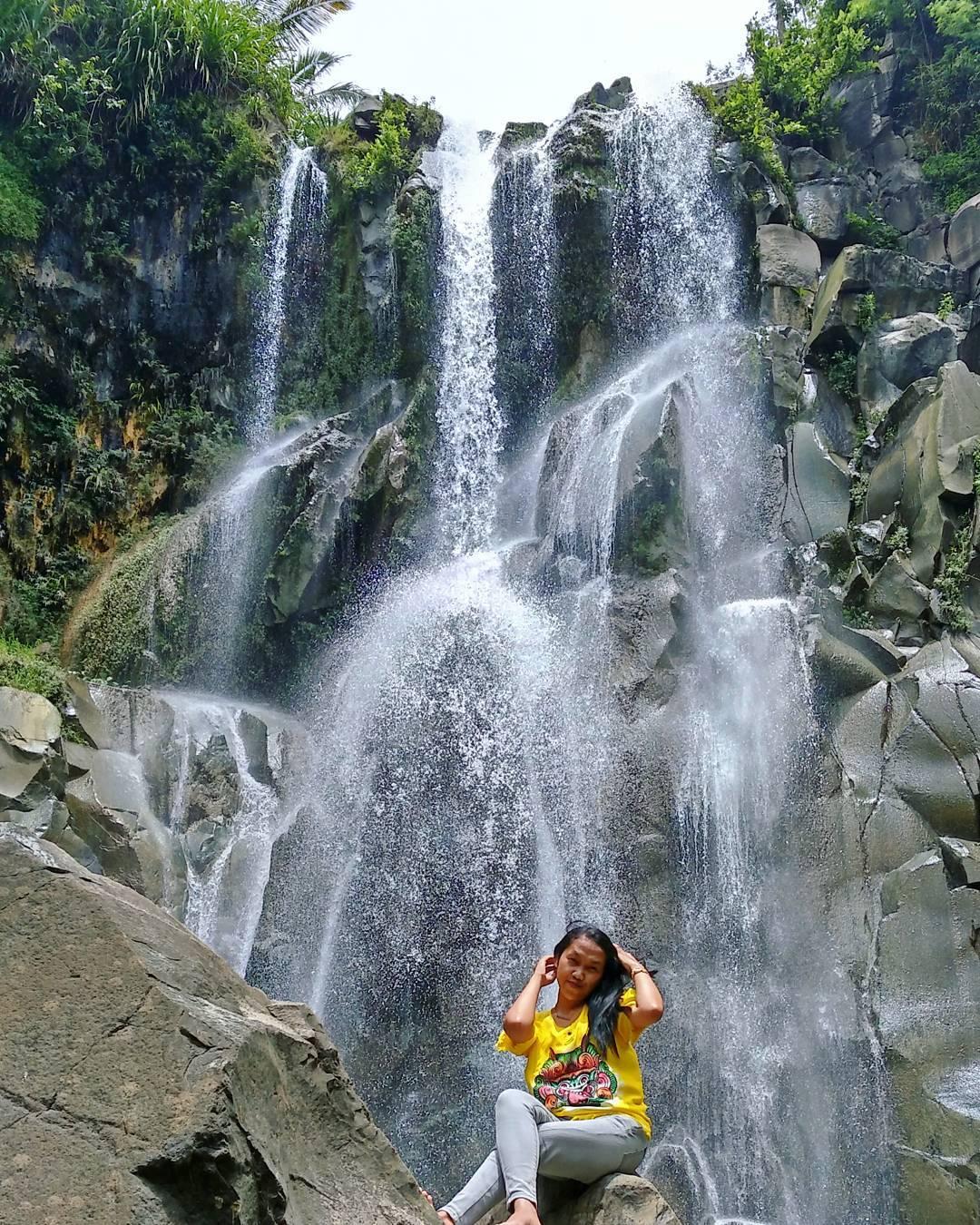 Lokasi Wisata Air Terjun Jurug Bening Blitar Kacamatawisata Image Wahyu
