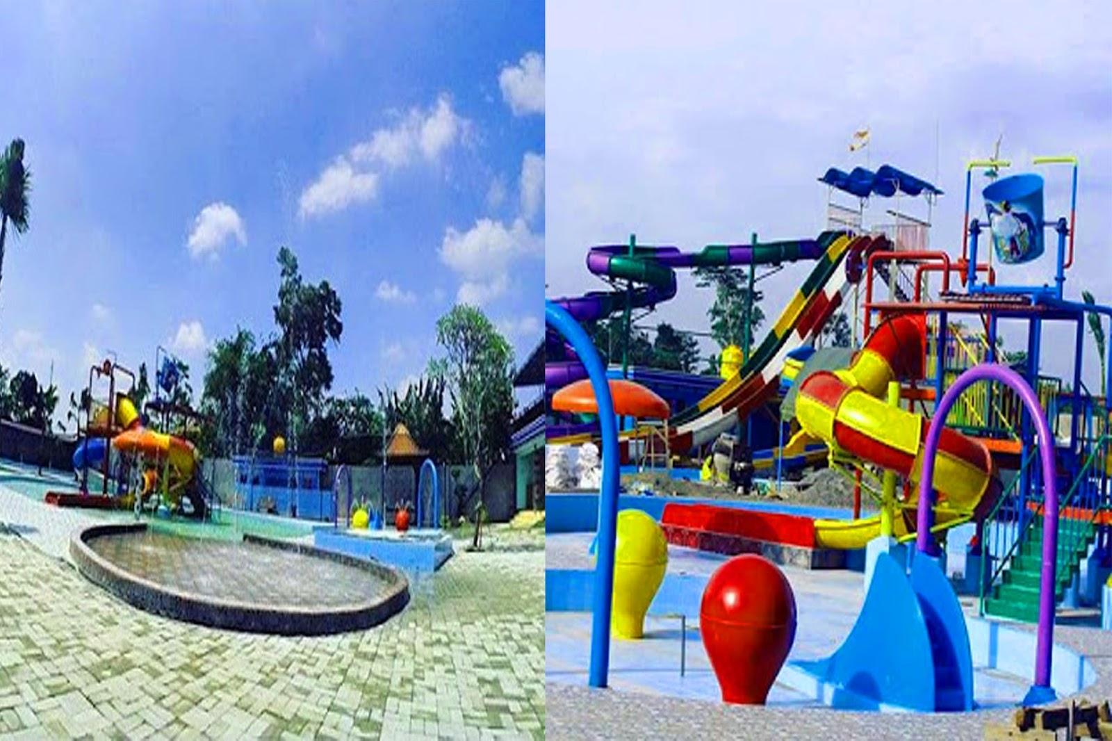 Splash Waterpark Tulungagung Wisata Keluarga Taman Air Kab