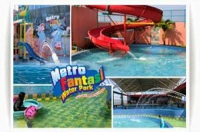 Wisata Metro Fantasi Waterpark Bandung Tempat Terbaik Bermain Air Atas