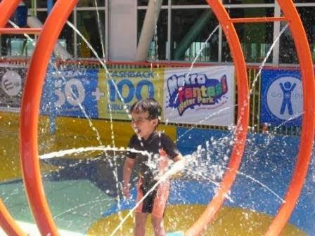 Wisata Metro Fantasi Waterpark Bandung Tempat Terbaik Taman Air Splash