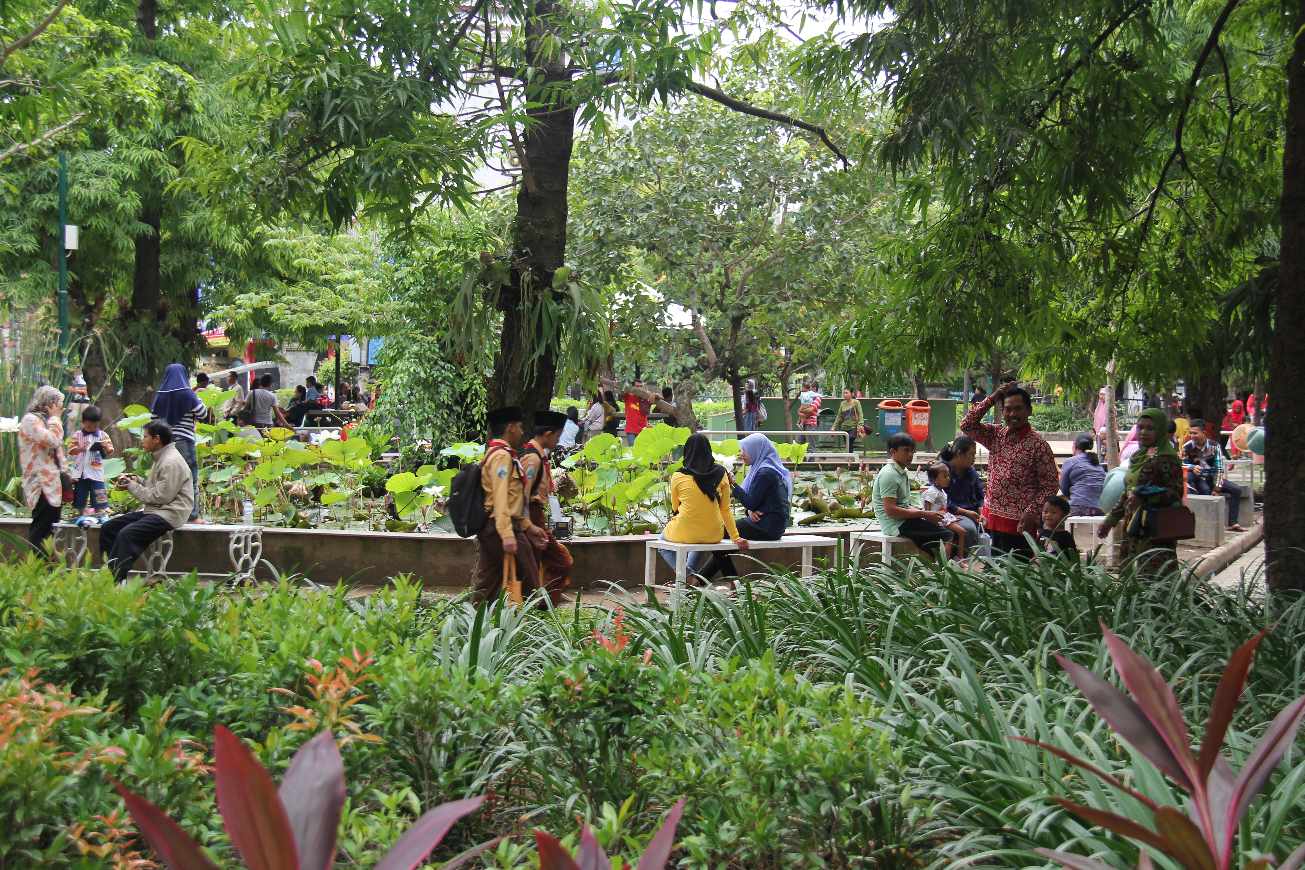 Aloon Tulungagung Sunday Pemerintah Kab Taman
