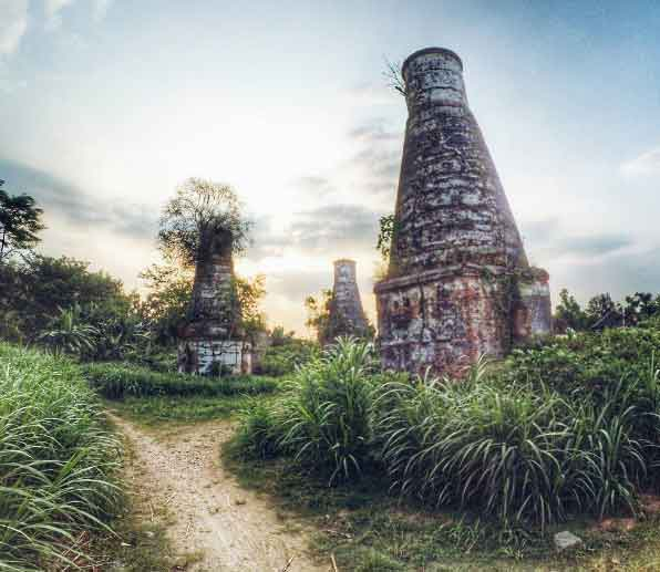 Obyek Wisata Menarik Tulungagung Jawa Timur Bukit Cemenung Terletak Kecamatan