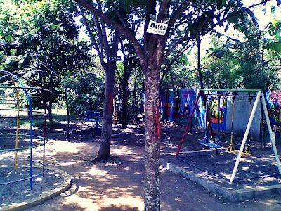 Perwujudan Ruang Publik Hijau Tulungagung Oleh Niken Pusposari Taman Aloon