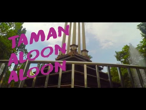 Pesona Kota Tulungagung Jawa Timur Taman Alon Robi Blog Aloon