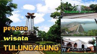 Tulungagung Pesona Keindahan Kota Kecil Jawa Timur Taman Aloon Kab