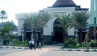 Tulungagung Sejarah Asal Usulnya Masjid Pusat Kota Taman Aloon Kab