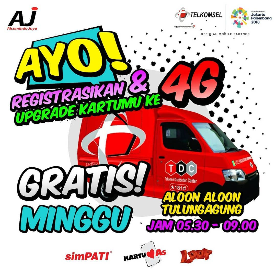 Advertisementkacamata Hash Tags Deskgram Kertumu Telkomsel Wes Mok Registrasi Opo