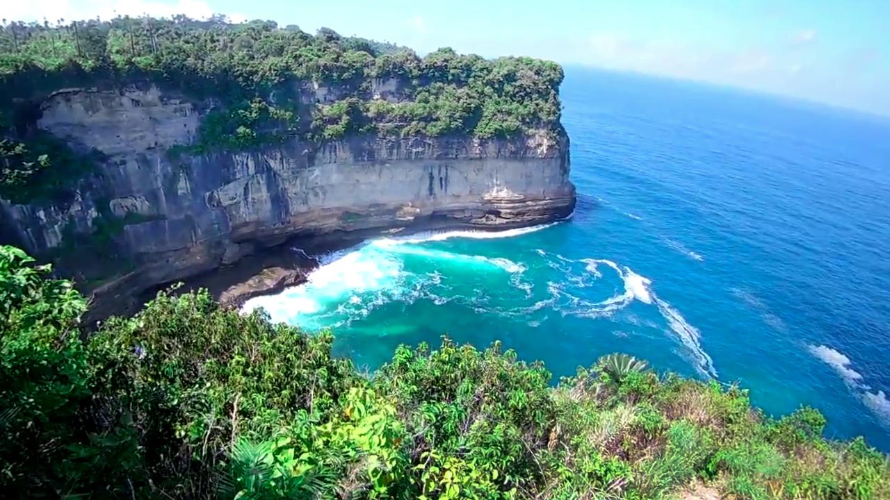 Daftar Tempat Wisata Tulungagung Edisi Terlengkap Ombonejagad 38 Tebing Taman