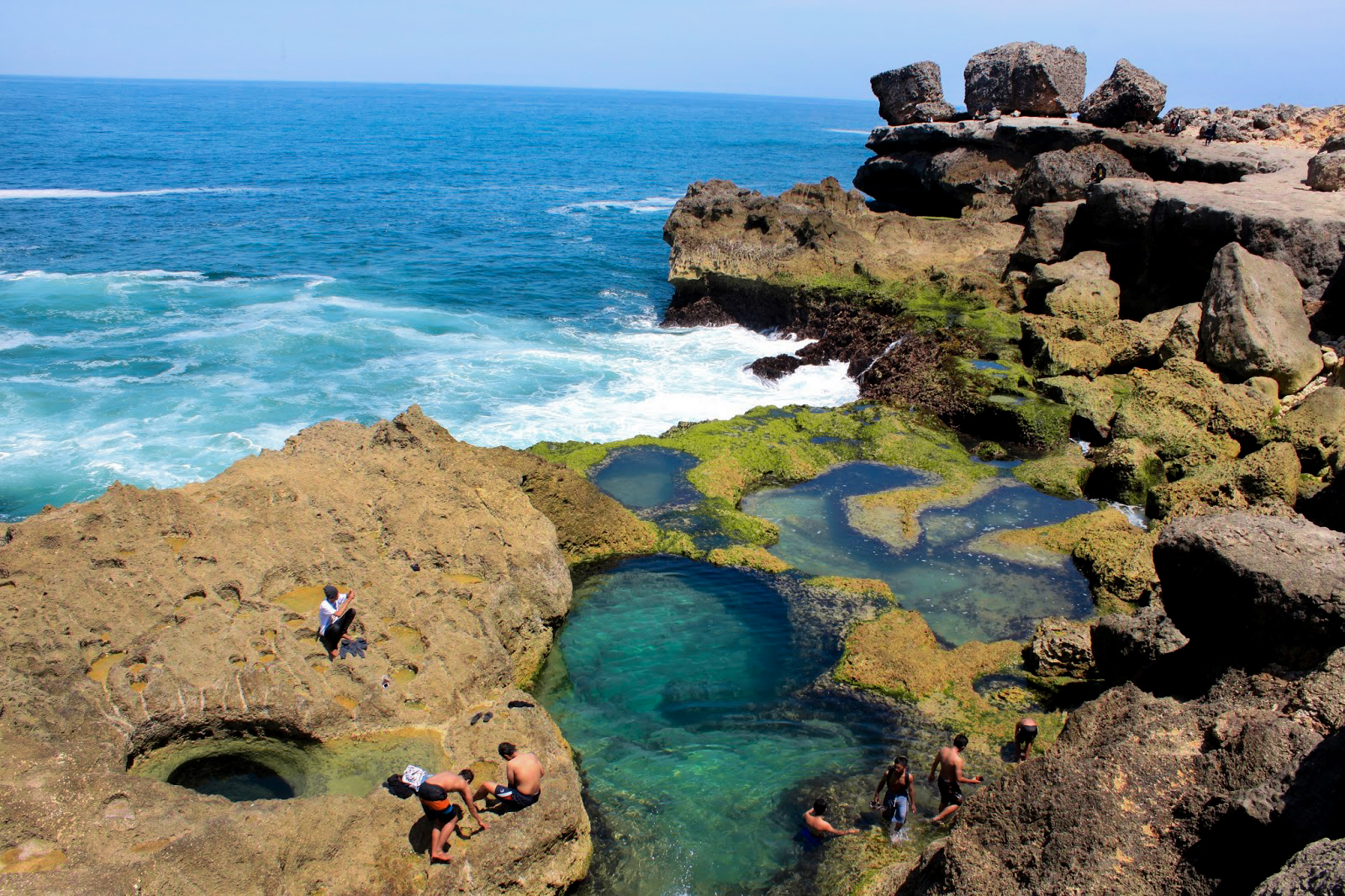 Daftar Tempat Wisata Tulungagung Edisi Terlengkap Ombonejagad 45 Pantai Kedung