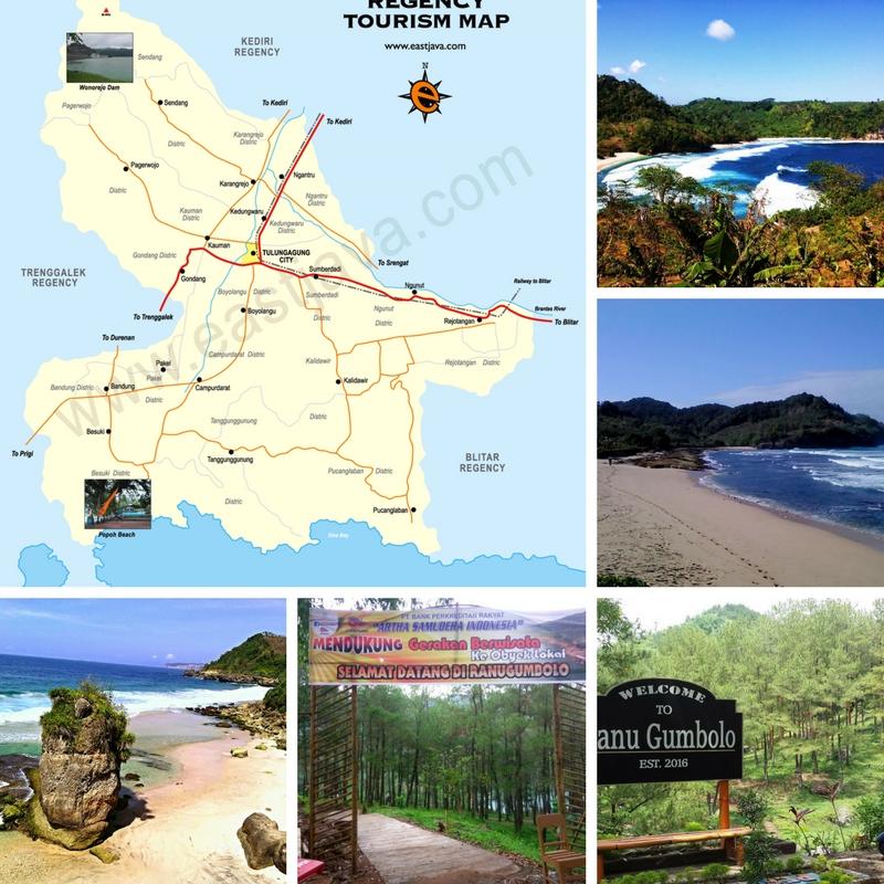 Daftar Tempat Wisata Tulungagung Terbaru Hits 2018 Taman Ngrowo Kab