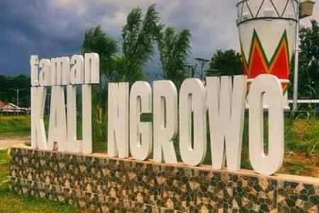 Destinasi Wisata Alam Taman Ngrow Tulungagung Ngrowo Kab
