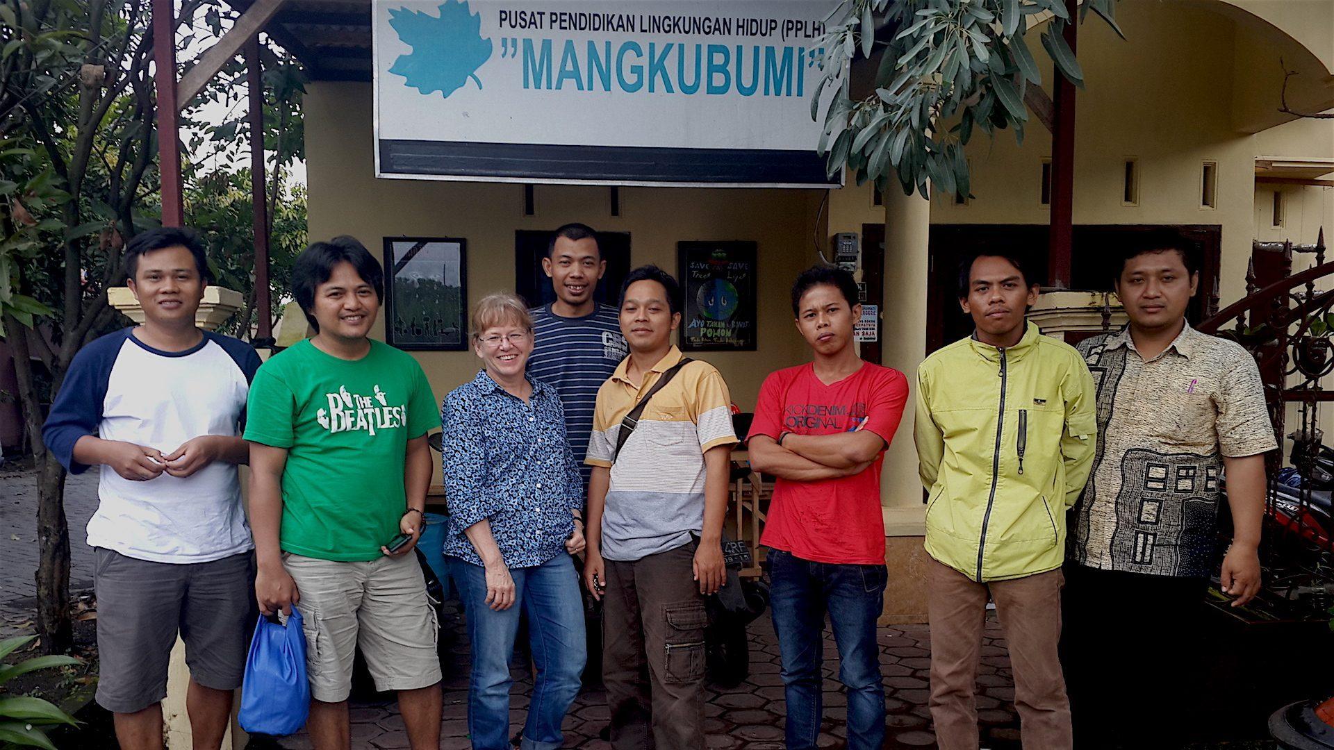 Meneropong Depan Ngrowo Tulungagung Taman Kab