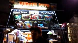 Suasana Malam Minggu Taman Bantaran Ngrowo Pinka Allnews Food Truck