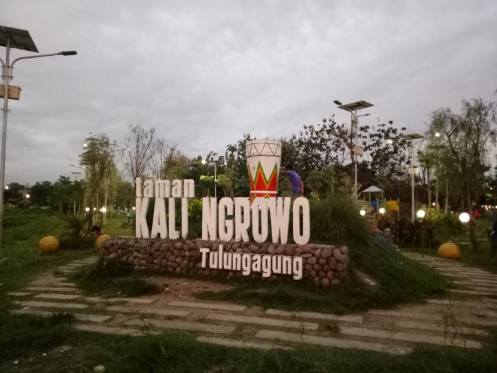 Taman Surga Ngrowo Tulungagung Kawan Berita Photo Sofi Arifin Kawanberita