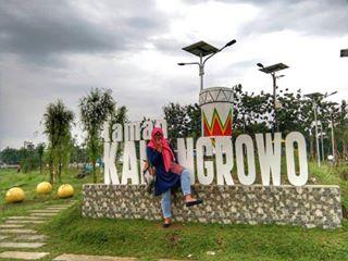 Tulungagungku Instagram Posts Deskgram Nih Pinggir Ngrowo Lembu Peteng Taman