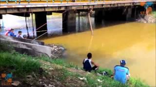 Youtube Ngrowo Access Mancing Ikan Sungai Tulungagung Taman Kab
