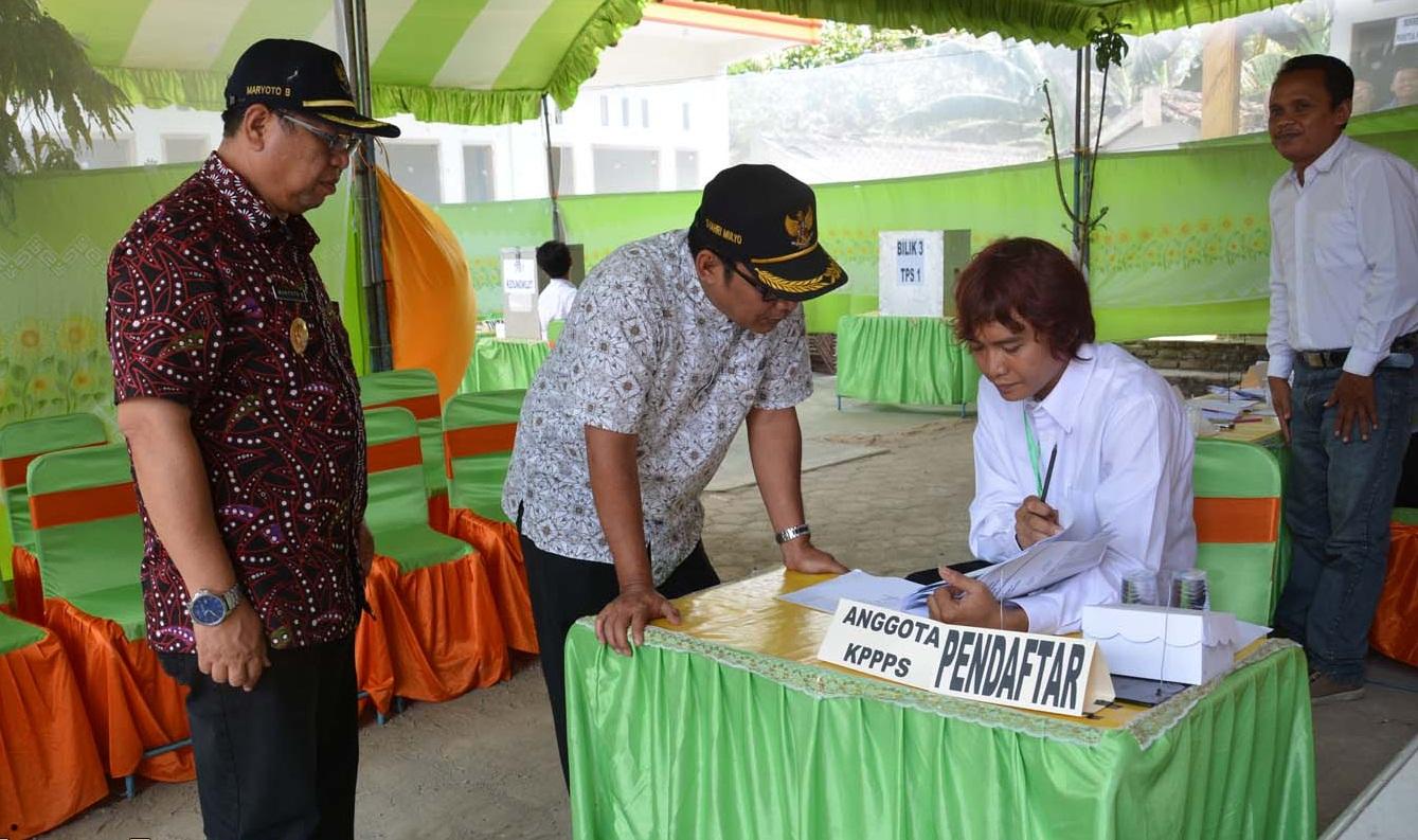 14 Desa Kabupaten Tulungagung Gelar Pilkades Serentak Surya Indonesia Taman
