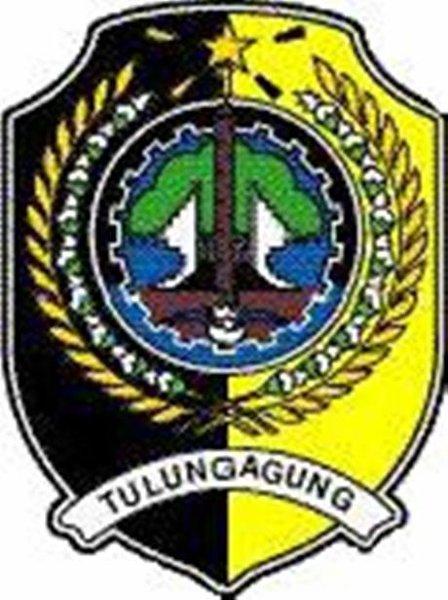 2012 08 26 Zona Politika Lambang Kabupaten Tulungagung Taman Nyawangan