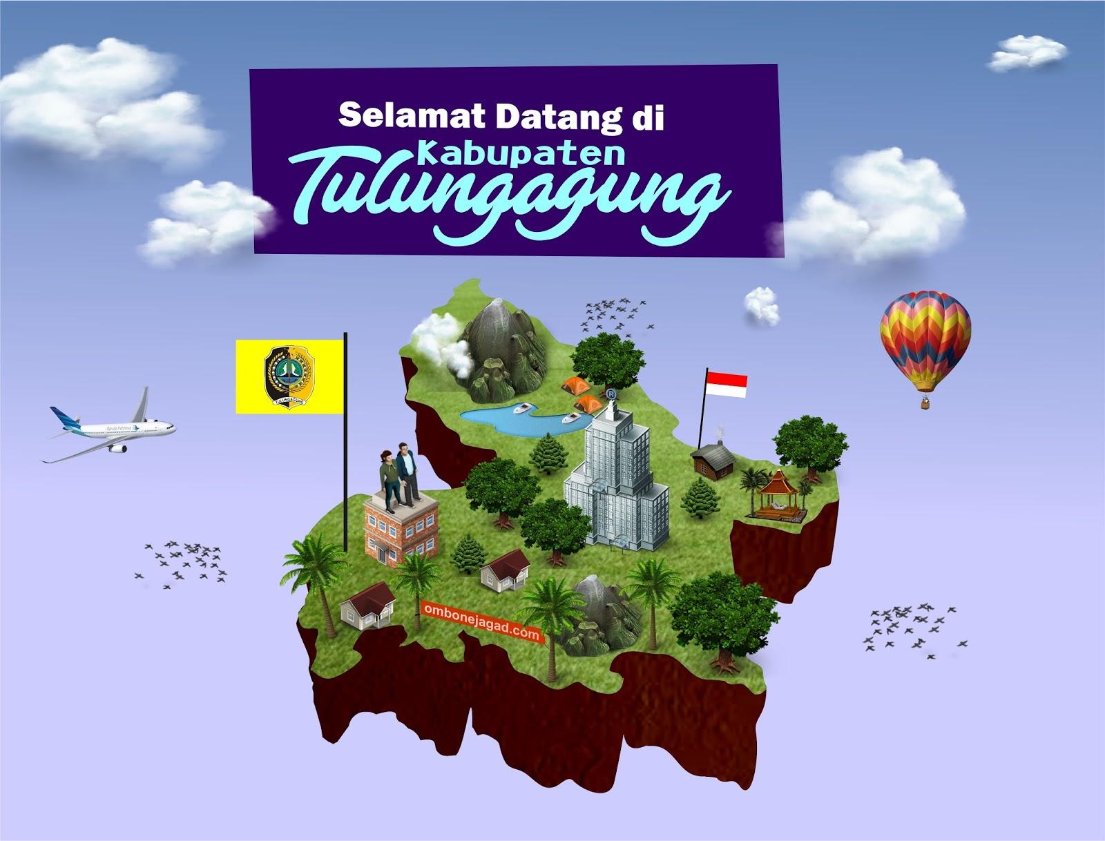 Daftar Tempat Wisata Tulungagung Edisi Terlengkap Ombonejagad Salah Satu Kabupaten