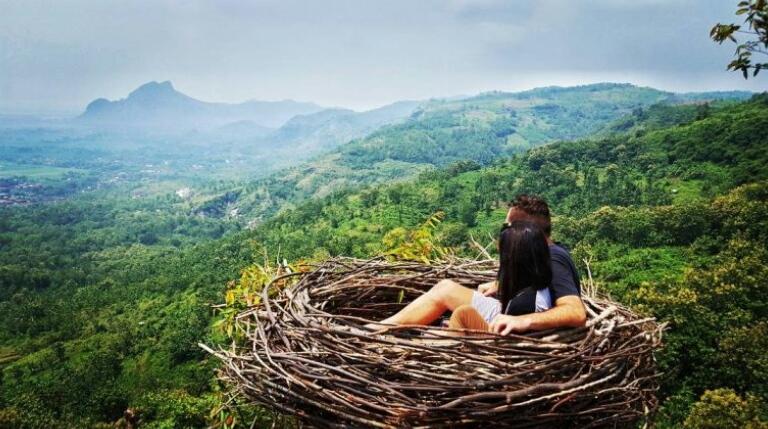 Daftar Wisata Instagramable Kab Tulungagung Taman Nyawangan