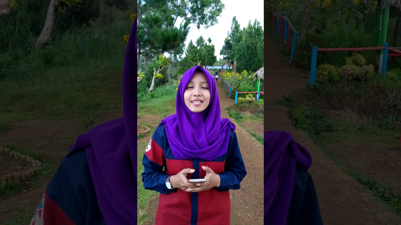 Kawasan Wisata Hutan Pinus Nyawangan Park Kabupaten Tulungagung Taman Kab