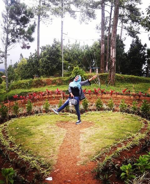 Lokasi Rute Menuju Nyawangan Park Tulungagung Info Tempat Taman Kab