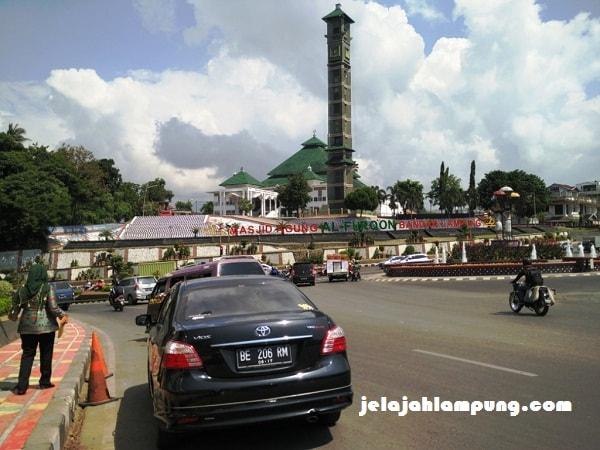 5 Fakta Tentang Masjid Al Furqon Bandar Lampung Agung Kab