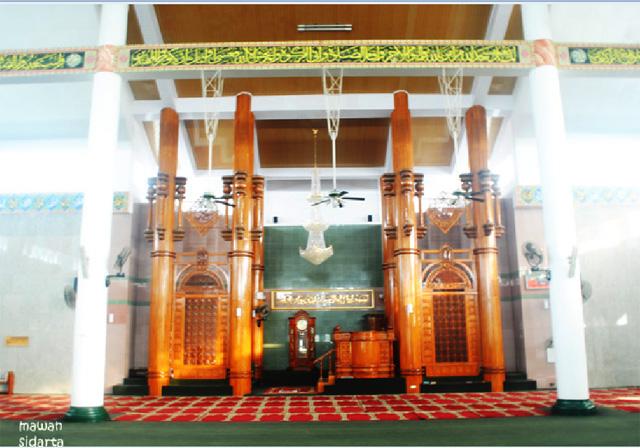 Al Furqon Masjid Agung Unik Lampung Oleh Mawan Sidarta Bandar