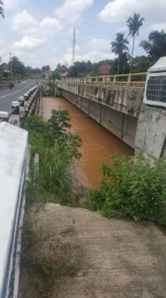 Banjir Kanan 1220 Hektar Sawah 1500 Kk Terendam Https Www