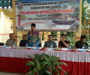 Dprd Kanan Rampungkan Jaring Asmara 2018 Kupastuntas 1 Masjid Agung