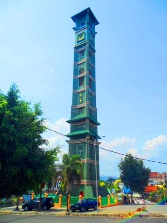 Kenangan Indah Tak Terlupakan Long Trip Bandar Menara Masjid Agung