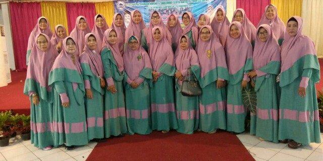 Majelis Ta Lim Al Muslimat Furqon Menggelar Festival Asmaul Masjid