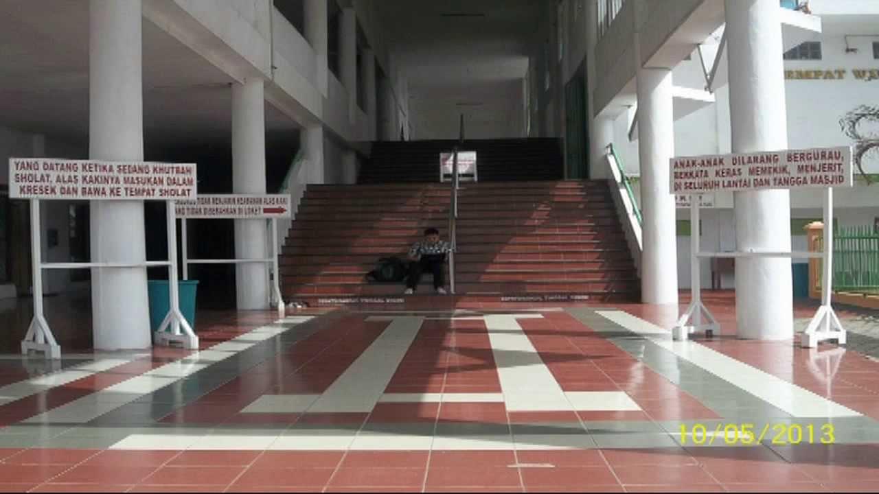 Masjid Al Furqon Bandar Lampung Youtube Agung Kab Kanan