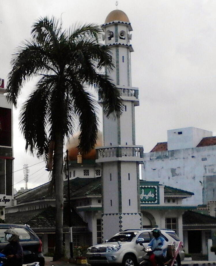 Masjid Bandar Lampung Kota Tujuan Wisata Berikut Daftar Tempat Peribadan