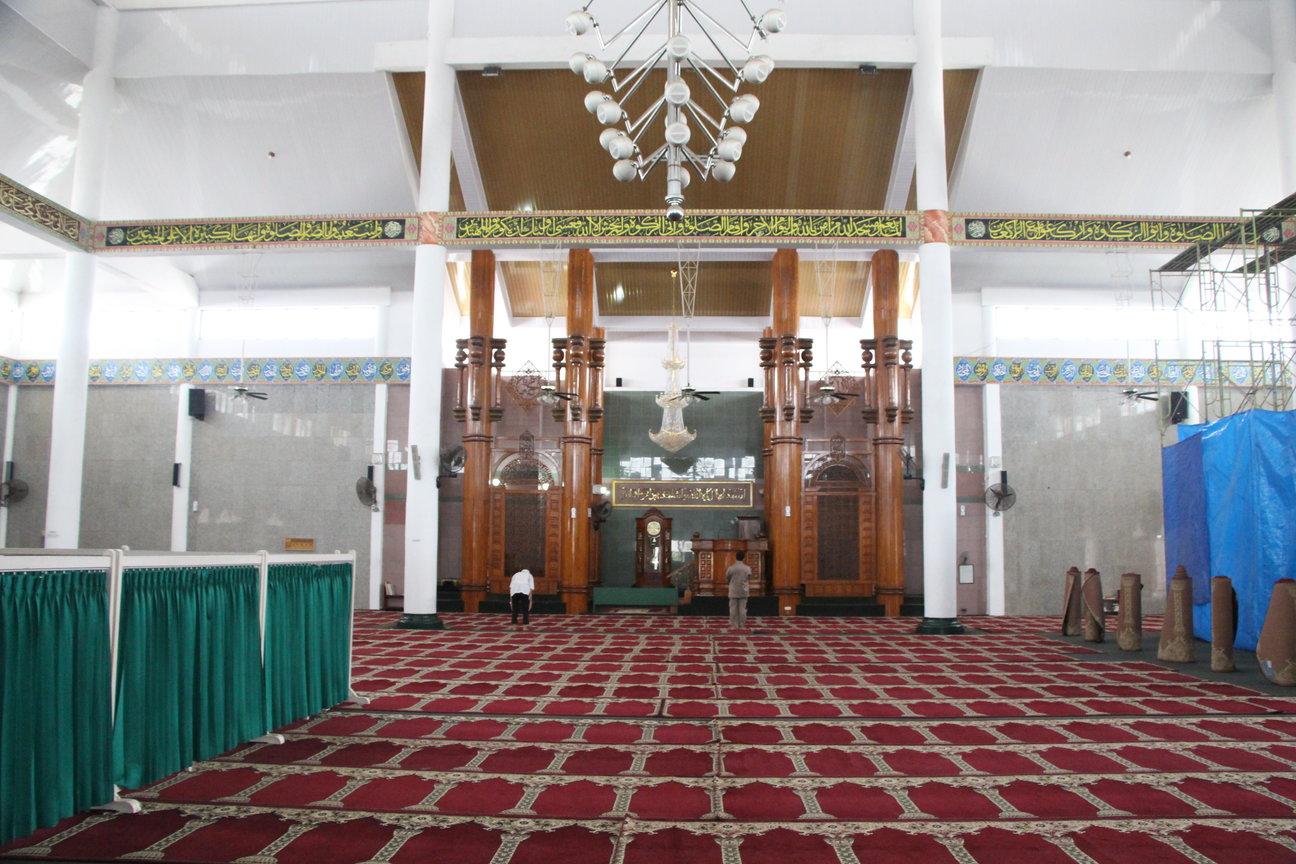 Sistem Informasi Masjid Indonesia Profil Mushalla Peta Perbesar Layar Agung