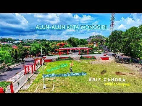 Aerial Video Wonogiri 3 50 Mb Wallpaper Alun Kota 2018