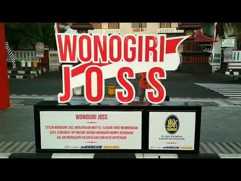 Alun Giri Krida Bakti Wonogiri Youtube Kota Kab