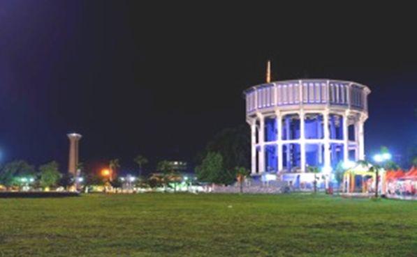 Alun Kota Magelang Kab Wonogiri