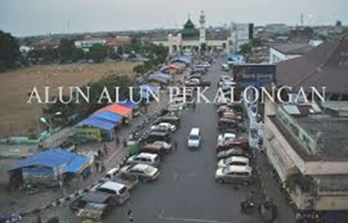 Alun Kota Pekalongan Kab Wonogiri