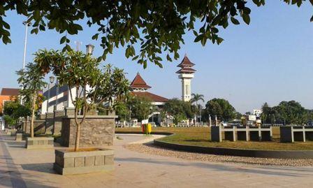 Alun Rembang Jawa Tengah Harian Jateng Salah Satu Berada Kabupaten