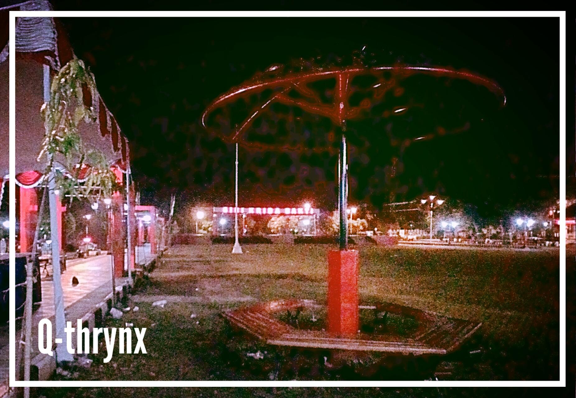 Alun Thrynx Minds Wonogiri Waktu Malam Kota Kab