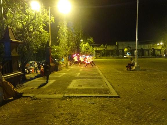 Foto Menikmati Malam Alun Wonogiri Kedai Pena Dok Kedaipena Kota