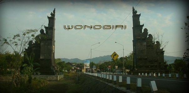 Juni 2010 Godhong Garing Sejarah Berdirinya Kabupaten Wonogiri Dimulai Kerajaan